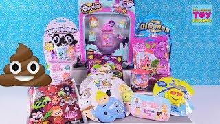 Disney Baby Secrets Num Noms Shopkins Hatchimals Toy Review | PSToyReviews