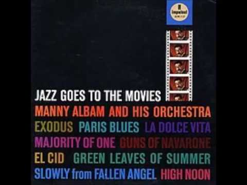 Xxx Mp4 Manny Alban Jazz Goes To The Movies 1962 Album 3gp Sex