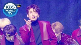 SEVENTEEN(세븐틴) - Getting Closer(숨이차),  HOME [Music Bank / 2019.02.01]