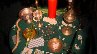 Wiccan Music: Moon Hooves in the Sand - Blue Star (Part 3 of 4)