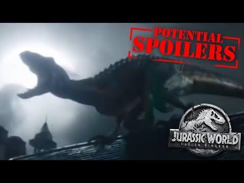 Xxx Mp4 Spoilers How Indoraptor Dies Jurassic World 2 Anaylsis 3gp Sex