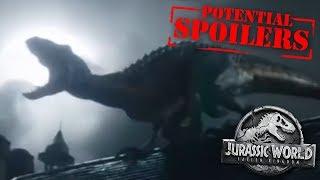 *Spoilers* How Indoraptor Dies?!? - Jurassic World 2 Anaylsis
