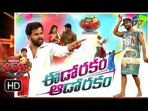 Xxx Mp4 Jabardasth 27th September 2018 Full Episode ETV Telugu 3gp Sex