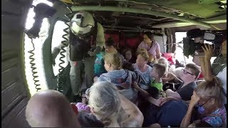Chopper Rescues Classroom Of Kids From Flood In Texas