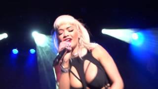Rita Ora & Miguel - Coffee (live)