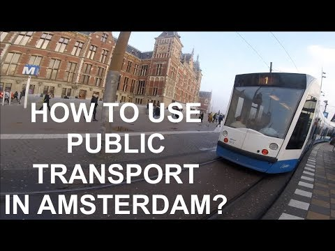 Xxx Mp4 How To Use Public Transport In Amsterdam The Netherlands And Get From Schiphol To Amsterdam In 4K 3gp Sex