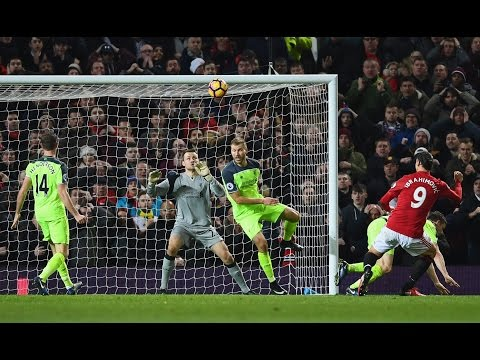 Manchester United vs Liverpool 1-1 | ZLATAN GOAL SAVES UNITED