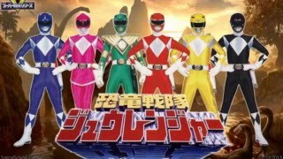 MMPR Season 1 vs Zyurangers - Power Rangers vs Super Sentai