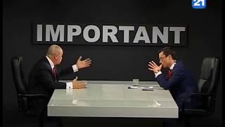 Sergiu Mocanu  la emisiunea «IMPORTANT»  14.02.2018