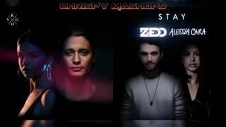 Kygo & Zedd - It Ain't Me / Stay Mashup (Ft. Selena Gomez & Alessia Cara)