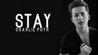 أجمل اغنية اجنبية حزينة Charlie Puth - Stay (Lyrics)