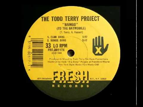 Xxx Mp4 HOUSE MUSIC TRACKS The Todd Terry Project BANGO To The BATMOBILE 3gp Sex
