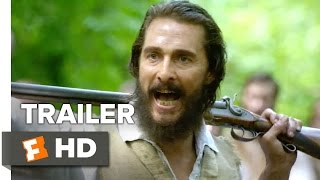 Free State of Jones Official Trailer #1 (2016) - Matthew McConaughey War Drama HD