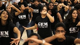 GEM 2013 flashmob (Official Video) by G-Studio