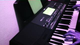 Korg PA600 Love Ballad Style Demo