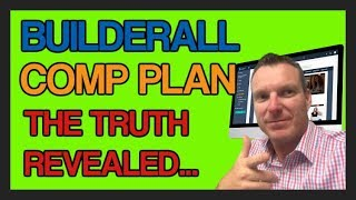 Builderall Compensation Plan 2017 - The truth revealed