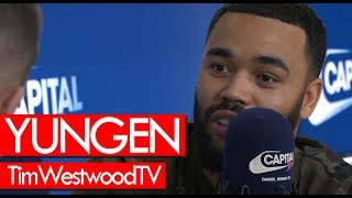 Yungen on Purple Project, Bestie being a huge hit, Play Dirty, Dappy, journey in the game - Westwood