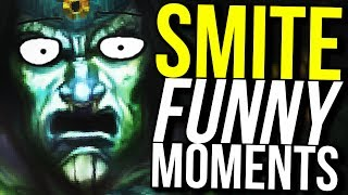 ONE PUNCH CABRAKAN! - SMITE FUNNY MOMENTS