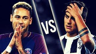 NEYMAR vs DYBALA - Havana vs Dusk Till Dawn | 2018 HD