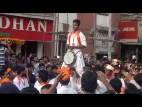 Puneri Dhol Tasha | Surya Dhol Tasha Pathak Pune | Pune Ganesh Festival 2016