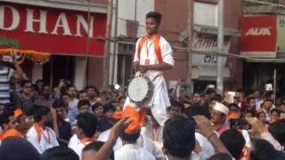 Puneri Dhol Tasha   Surya Dhol Tasha Pathak Pune   Pune Ganesh Festival 2016