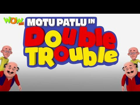 Xxx Mp4 Motu Patlu In Double Trouble Movie ENGLISH SPANISH FRENCH SUBTITLES As Seen On Nick 3gp Sex