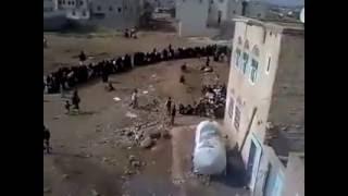 هذا ماحصل في اليمن