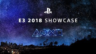 E3 2018 PlayStation Showcase | English
