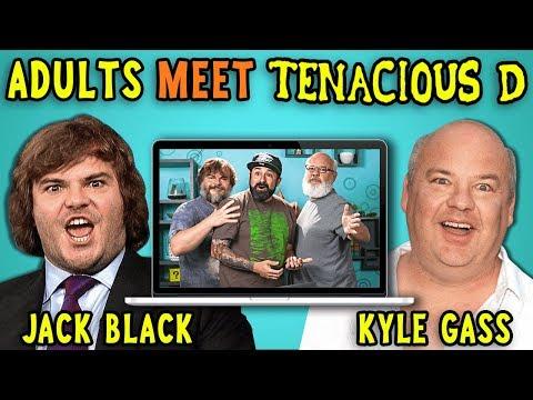 Xxx Mp4 Adults React To And MEET Tenacious D Jack Black Kyle Gass 3gp Sex