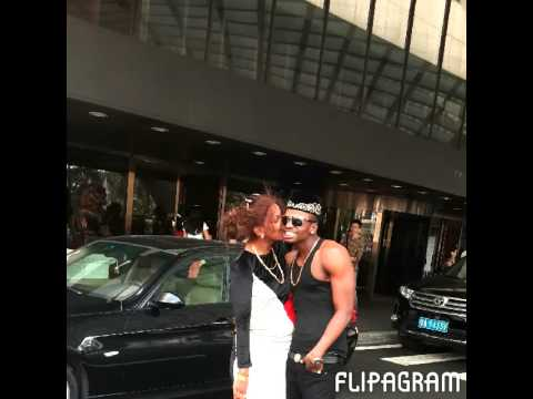 Diamond na Wema sexy photo video