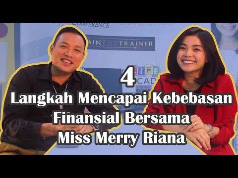 4 Langkah Mencapai Kebebasan Finansial ala Merry Riana | Wanita Sejuta Dolar