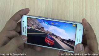 Samsung Galaxy J5 Gaming Review and Heating Overview