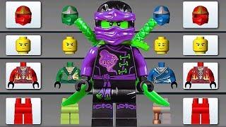 LEGO NINJAGO, BATMAN BUILD MONSTER TRUCK, HELICOPTER ✔ LEGO JUNIORS CREATE & CRUISE LEGO Games