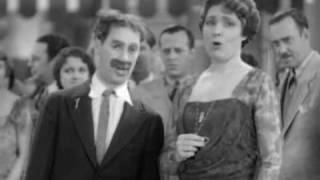 animal crackers. marx brothers. I must be goin'