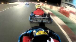 Dubai Autodrome - Good Karting Race