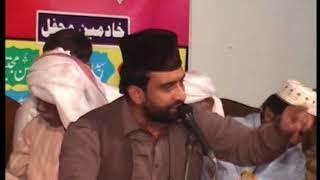 Hamid ali saidi Mehfal e Naat Thatta Qalandar shah 2014
