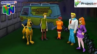 Scooby-Doo! Classic Creep Capers - Gameplay Nintendo 64 1080p (Project 64)