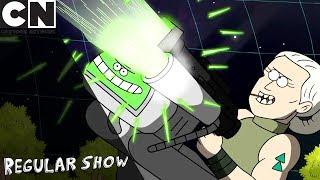 Regular Show   Robots Attack   Cartoon Network