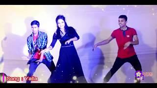 Arabic songs yalla ।। Dance Video BD.2018 ।। New Dance Yalla ।। By S Star Dance club