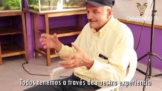 Making of - Visita de Elias Serrano Actor y cineasta Boliviano