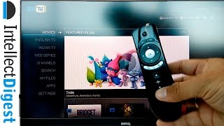 ReTV X1 Quick Demo and Hands On Review | Intellect Digest