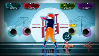 Just Dance 3 - Tightrope Wii footage [EUROPE]