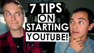 How to Start a YouTube Channel — 7 Tips for Beginners