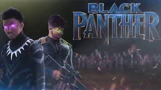 """When your dad is the BLACK PANTHER"" (Full Video)"