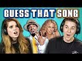 COLLEGE KIDS GUESS THAT SONG CHALLENGE: 2000s Songs (ft. ECHOSMITH) (REACT)