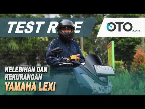 Xxx Mp4 Yamaha Lexi 2018 Test Ride Apa Kelebihan Dan Kekurangannya OTO Com 3gp Sex