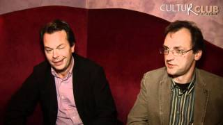 XIII tome 20, LE JOUR DU MAYFLOWER - interview CulturClub Yves SENTE et Youri JIGOUNOV 3/3