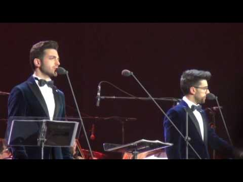 IL Volo - My way. Duet by Gianluca & Piero. March 4, 2017