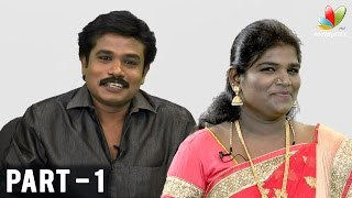 Madurai Muthu's Tamil New Year Pattimandram 2016 | Part - 1 | பட்டிமன்றம்