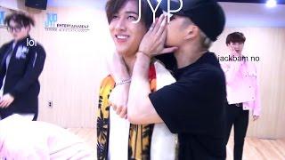 GOT7 Inside Jokes #3-  *whispers JYP*